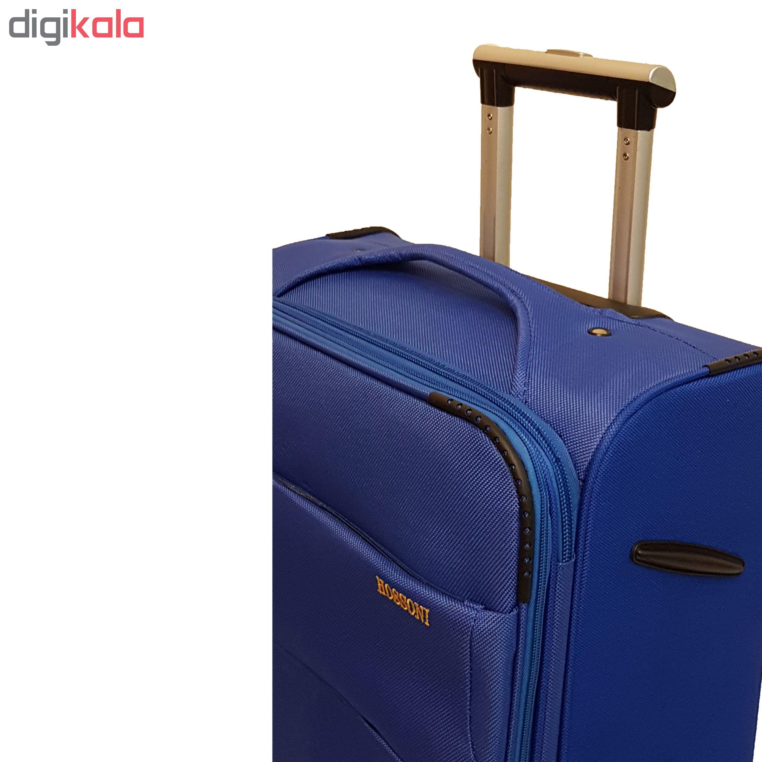 چمدان هازونی مدل GH24