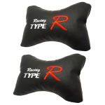پشت گردنی صندلی خودرو تایپر مدل IR-Typer چرم سوزنی بسته 2 عددی thumb