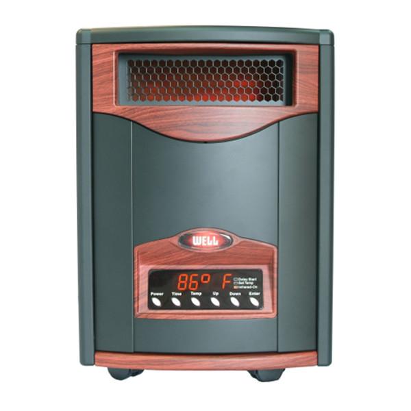 بخاری برقی ول مدل WE-sh2