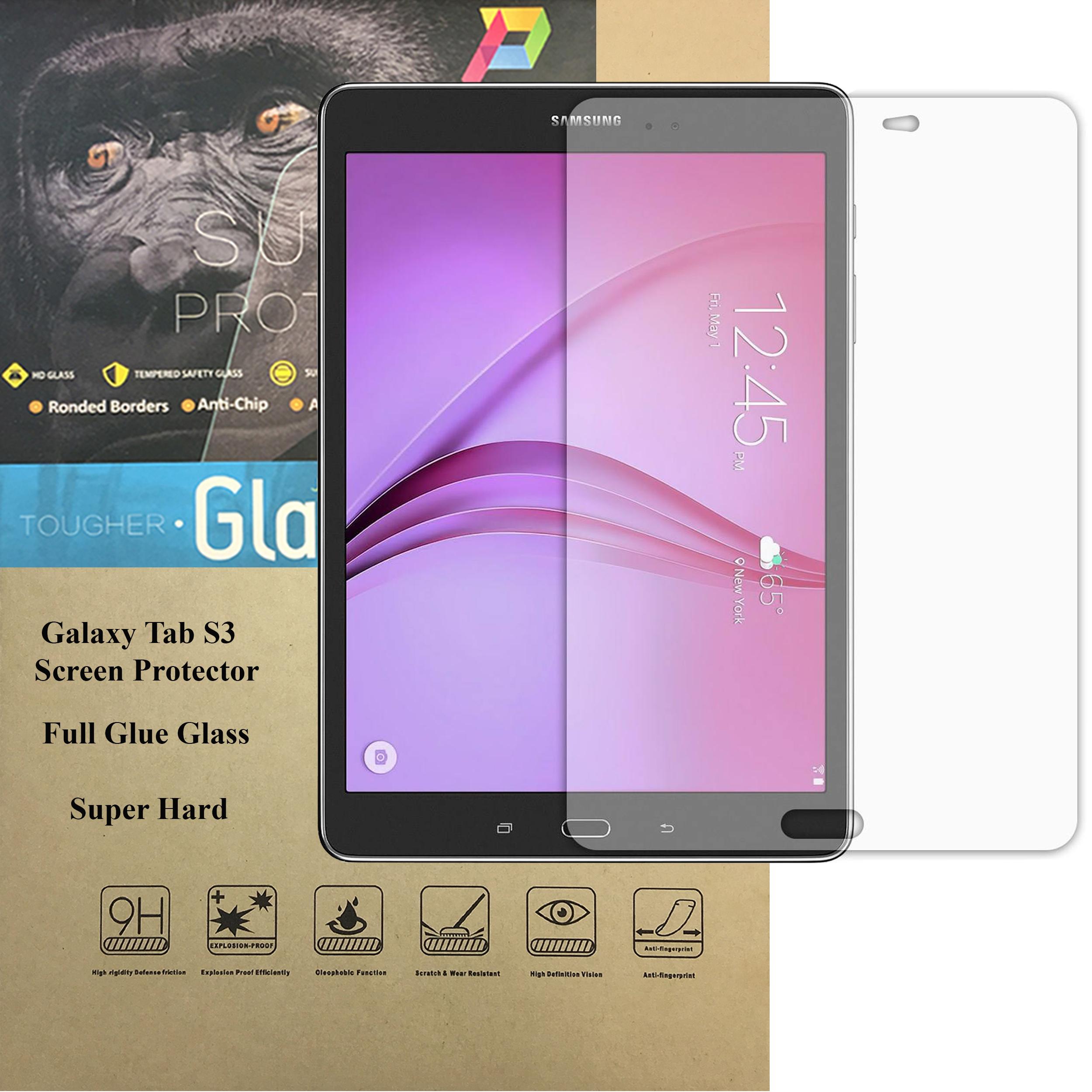 محافظ صفحه نمایش پیکسی مدل Treasure Trove مناسب برای تبلت سامسونگ Galaxy Tab S3