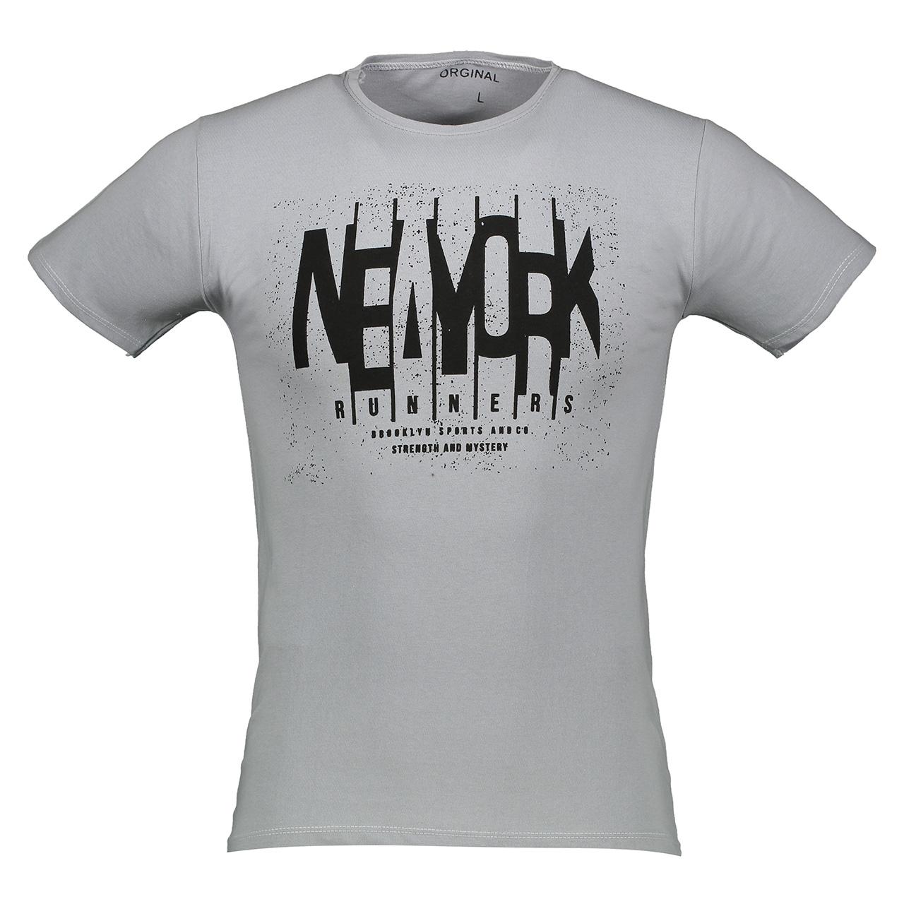 تی شرت مردانه اورجینال مدل t.baz.072