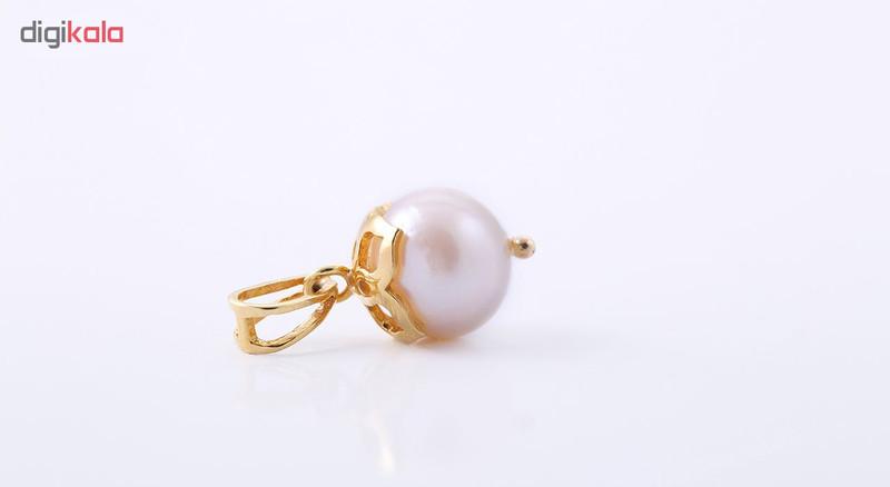 گردنبند طلا 18 عیار جواهرات ژوپی یر مدل JP13
