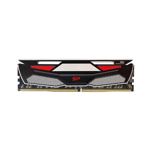 رم دسکتاپ DDR4 تک کاناله 2400 مگاهرتز CL17 سیلیکون پاور مدلHeatsink ظرفیت 8 گیگابایت