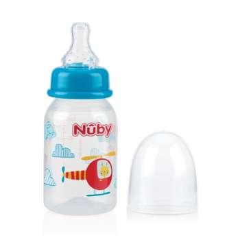شیشه شیر نوبی مدل ID1477 ظرفیت  120میلی لیتر
