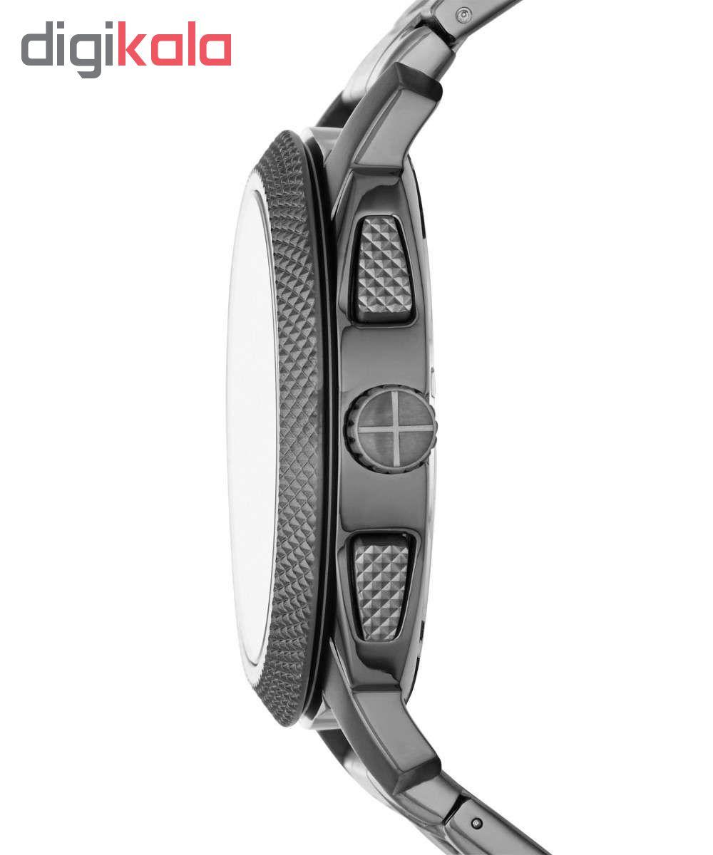 ساعت مچی عقربه ای مردانه فسیل مدل FS4931