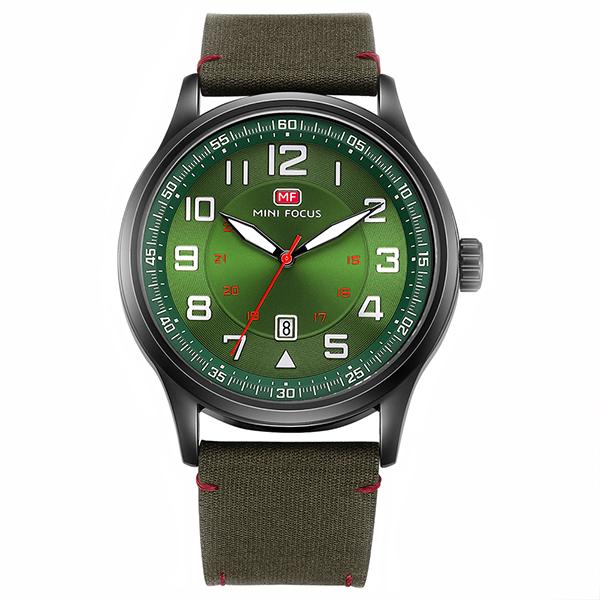 ساعت مچی عقربه ای مردانه مینی فوکوس مدل mf0166g.04