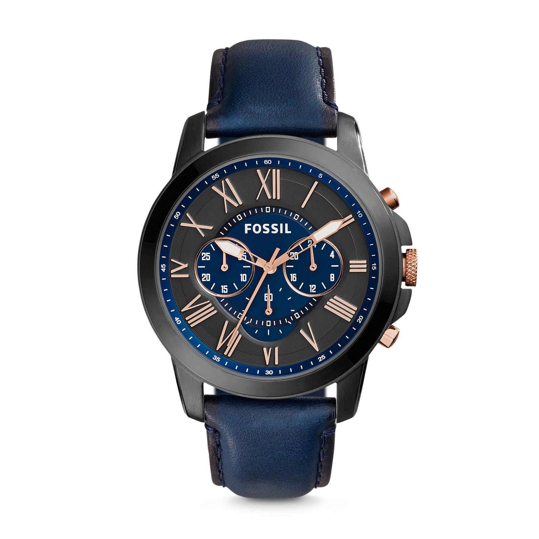 ساعت مچی عقربه ای مردانه فسیل مدل FS5061 45