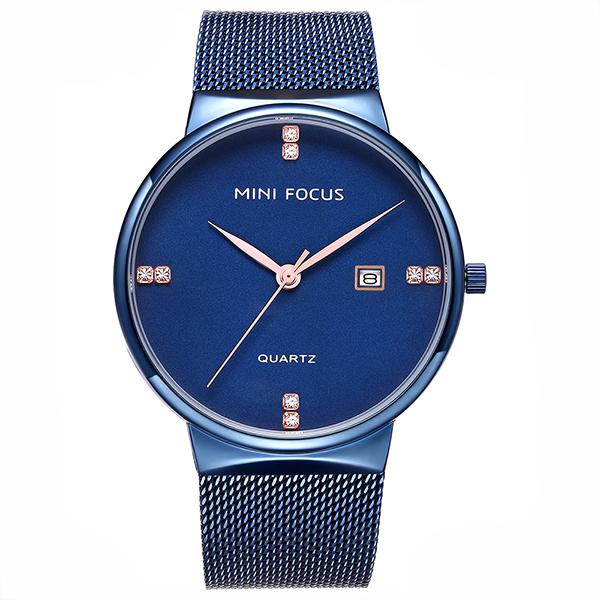 ساعت مچی عقربه ای مردانه مینی فوکوس مدل mf0181g.05