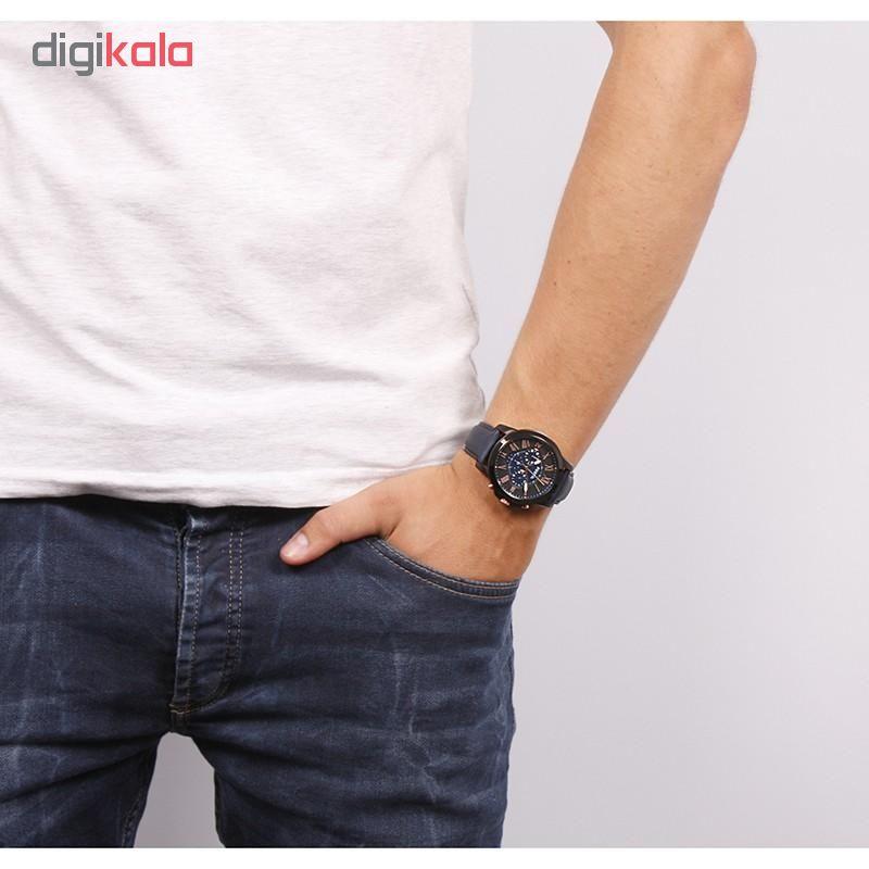 کد تخفیف                                      ساعت مچی عقربه ای مردانه فسیل مدل FS5061