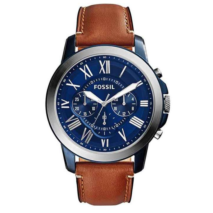 ساعت مچی عقربه ای مردانه فسیل مدل FS5151