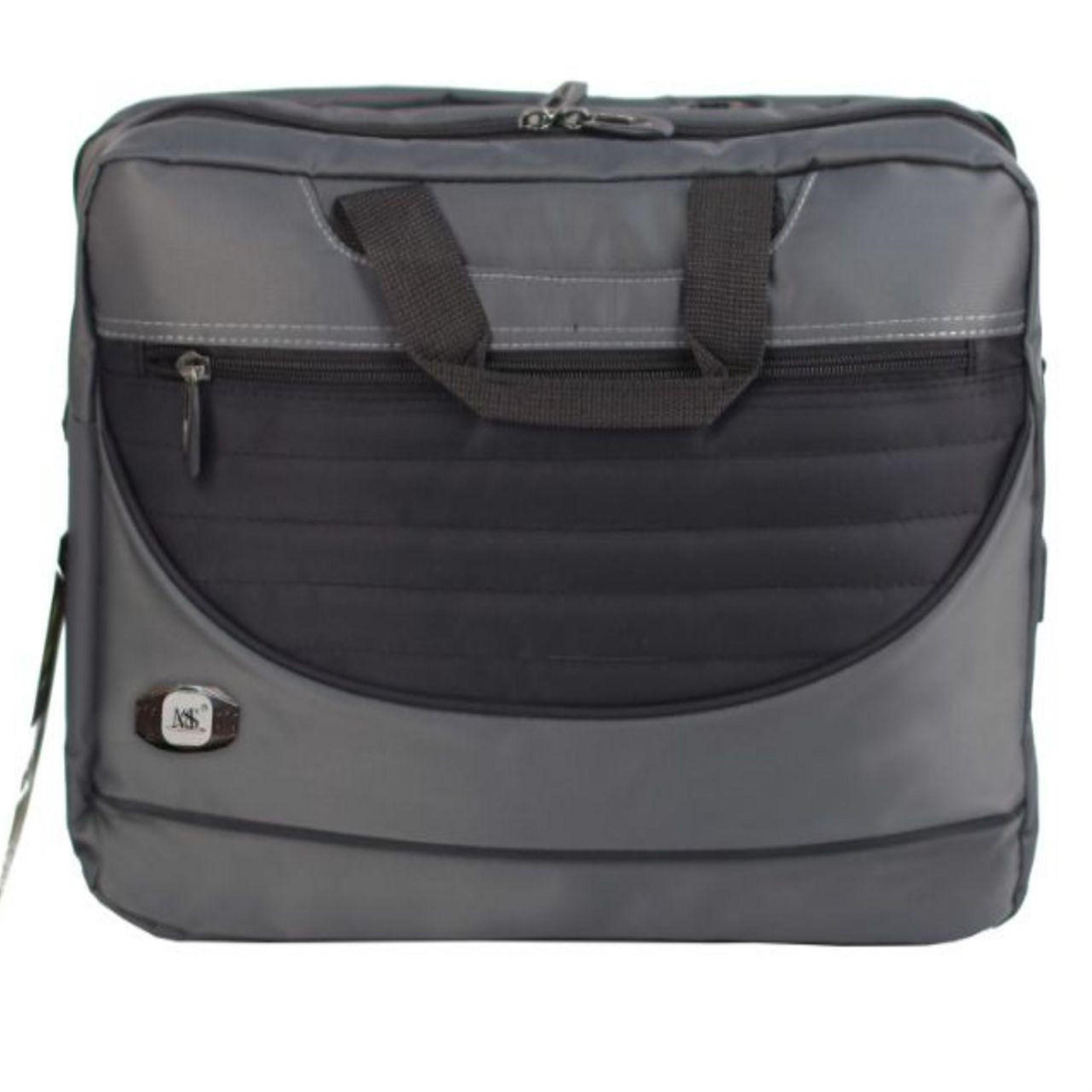 کیف لپ تاپ ام اند اس مدل 8718 AR مناسب برای لپ تاپ 15.6 اینچ