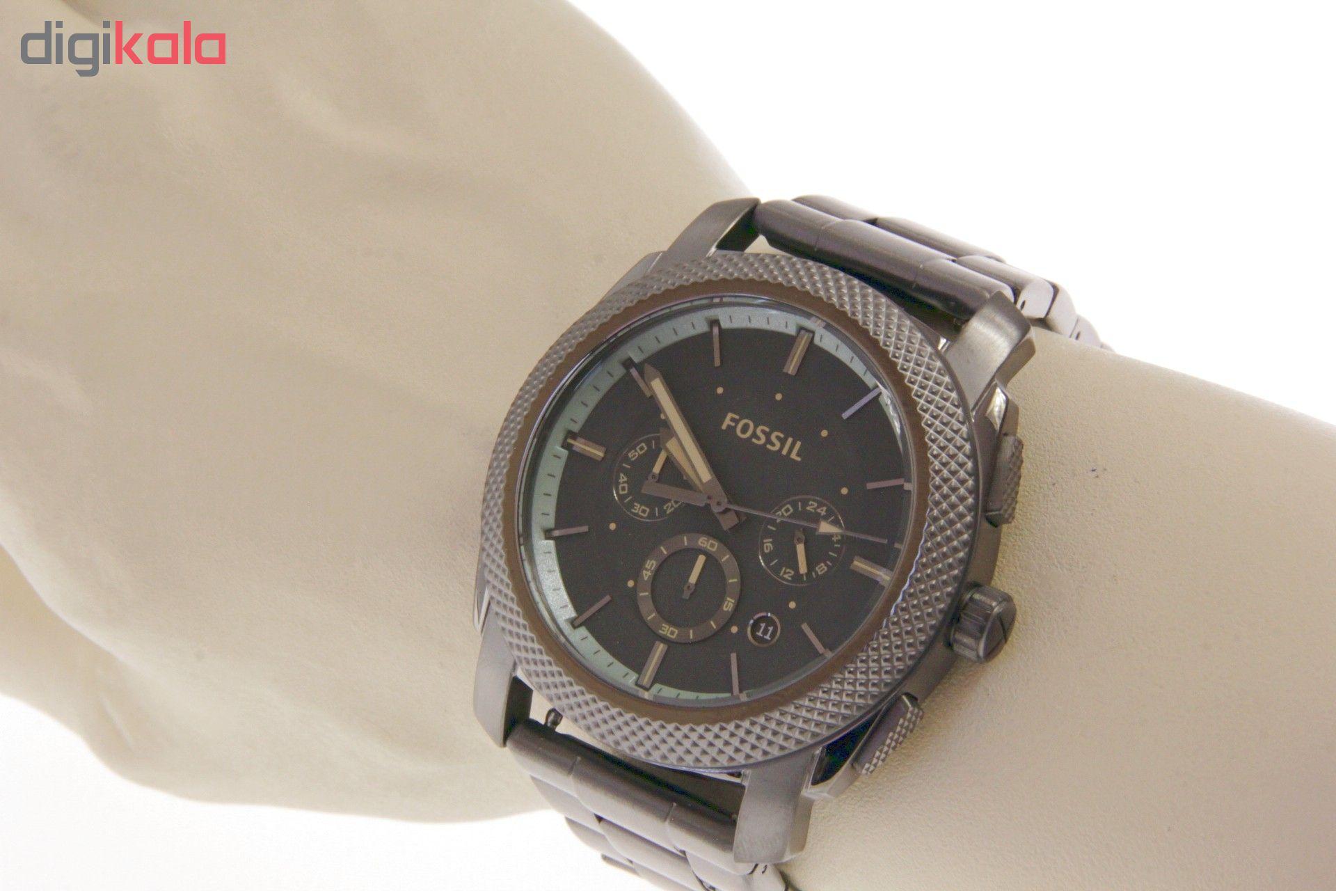 ساعت مچی عقربه ای مردانه فسیل مدل FS5172