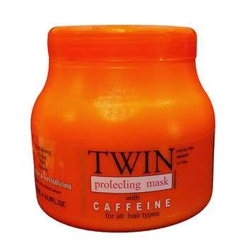 ماسک مو تویین مدل caffeine حجم 1000 میلی لیتر