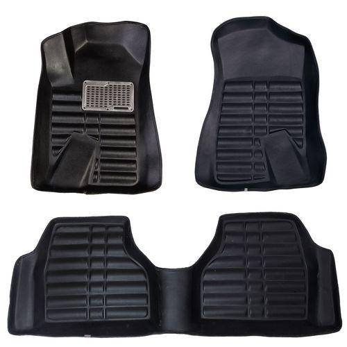 کفپوش سه بعدی خودرو مدل پالیز مناسب برای دنا-سمند-پژو 405-پارس
