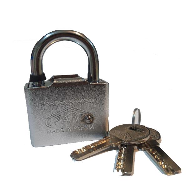 قفل آویز پارس مدل 65CSP