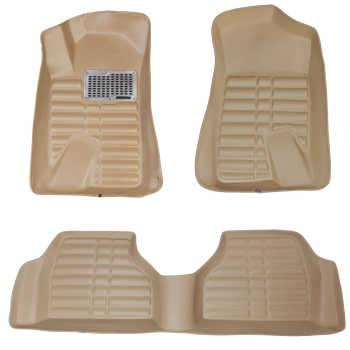 کفپوش سه بعدی خودرو مدل پالیز مناسب برای پژو405-پارس-سمند-دنا