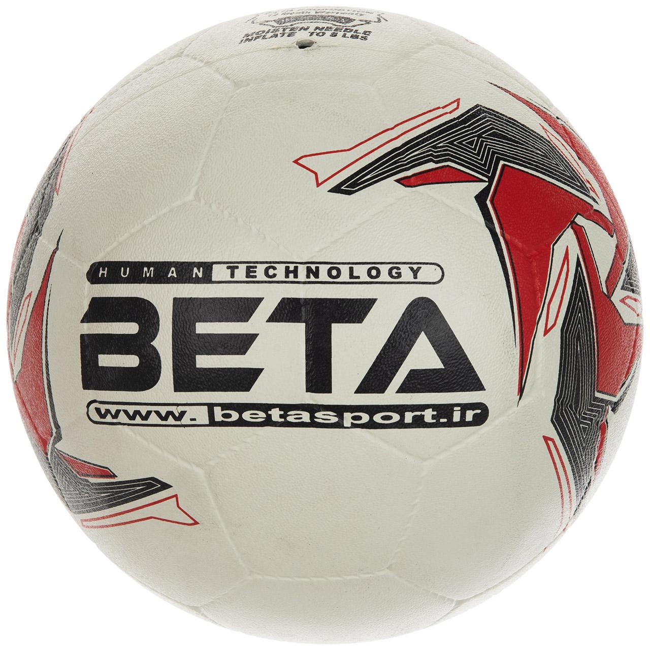 خرید                     توپ فوتبال بتا مدل Capitan سایز 4 سایز 4