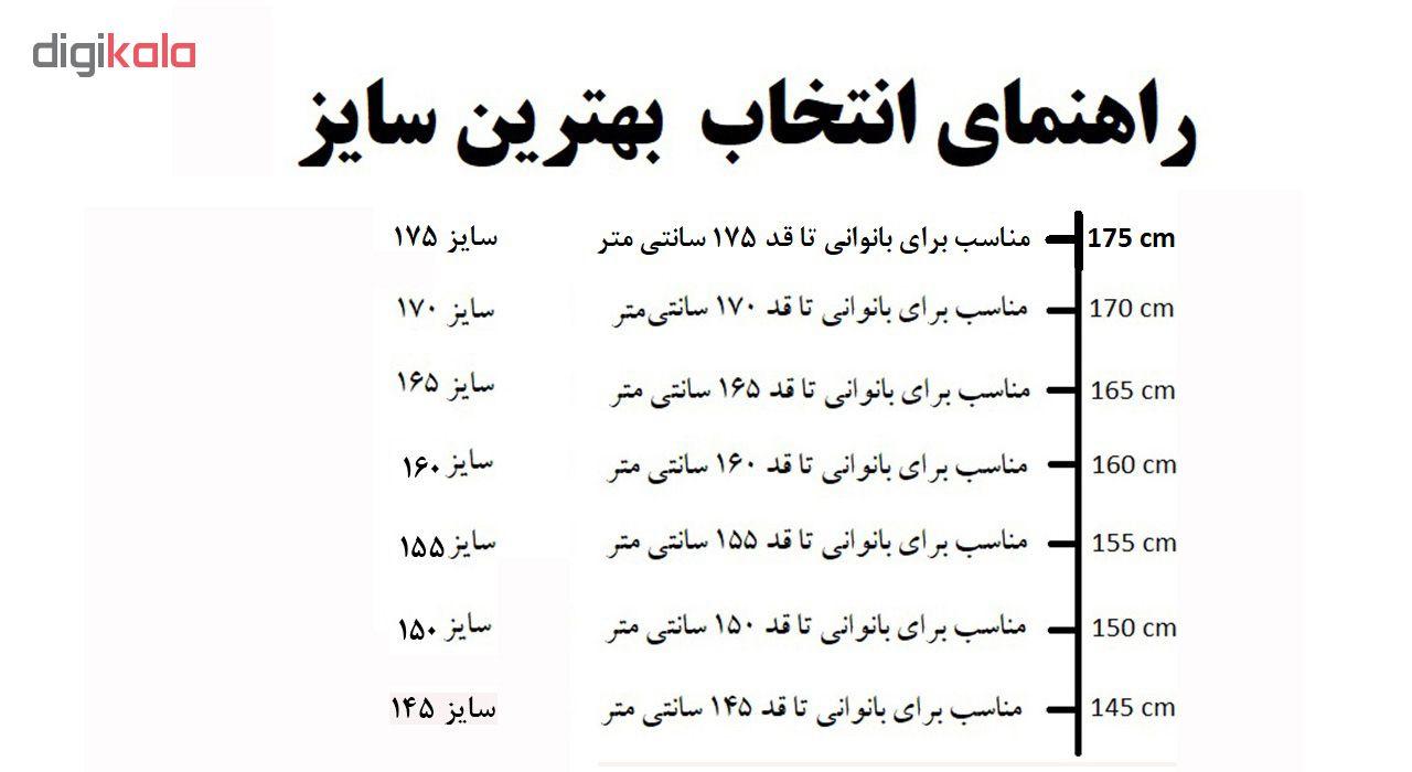 چادر لبنانی طرح دار نانو حجاب حدیث کد 149