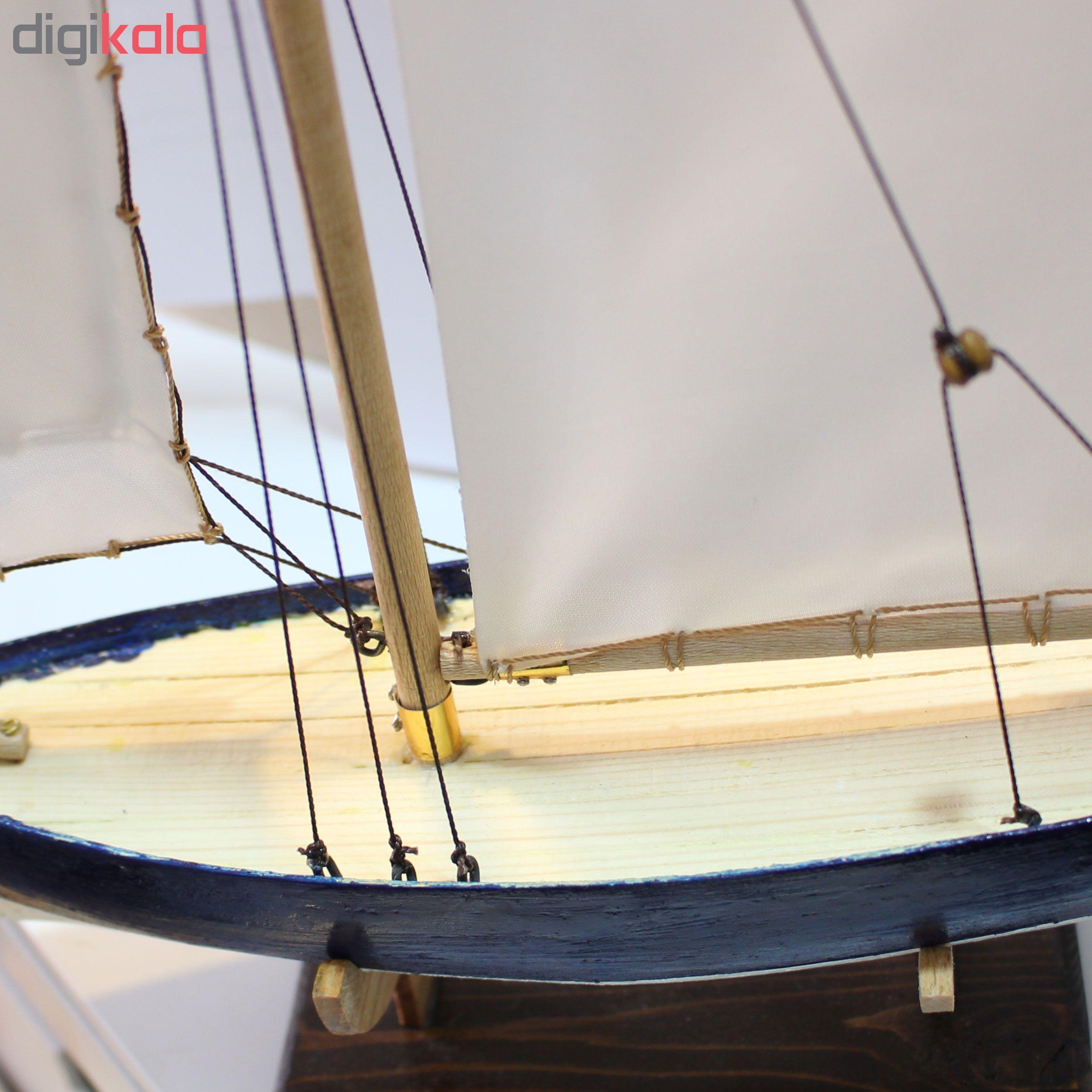 ماکت دکوری طرح کشتی مدل Dream main 1 1