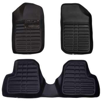 کفپوش سه بعدی خودرو مدل پالیز مناسب برای رانا/206/207