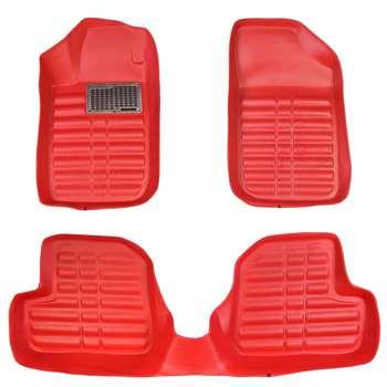کفپوش سه بعدی خودرو مدل پالیز مناسب برای 207-206-رانا