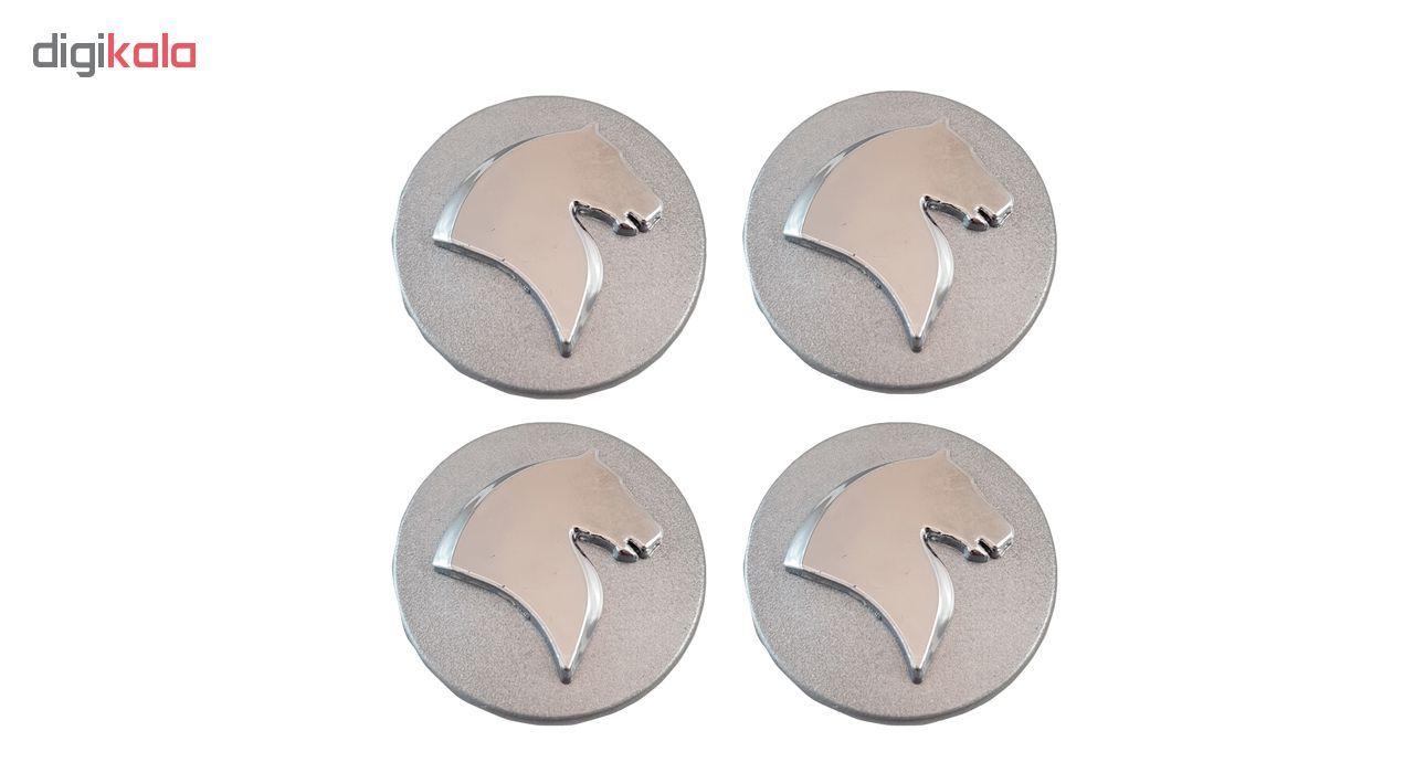 درپوش رینگ مدل Sam-03 مناسب برای  سمند بسته 4 عددی main 1 1