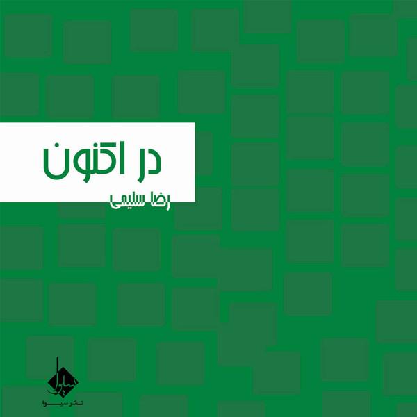 کتاب در اکنون اثر رضا سلیمی نشر سیوا