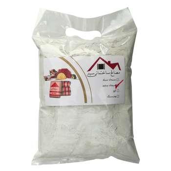 پودر سیمان سفید مصالح ساختمانی سید کد 02 وزن 1.8 کیلوگرم