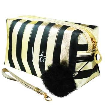 کیف لوازم آرایشی زنانه ویکتوریا مدل P5-1 |
