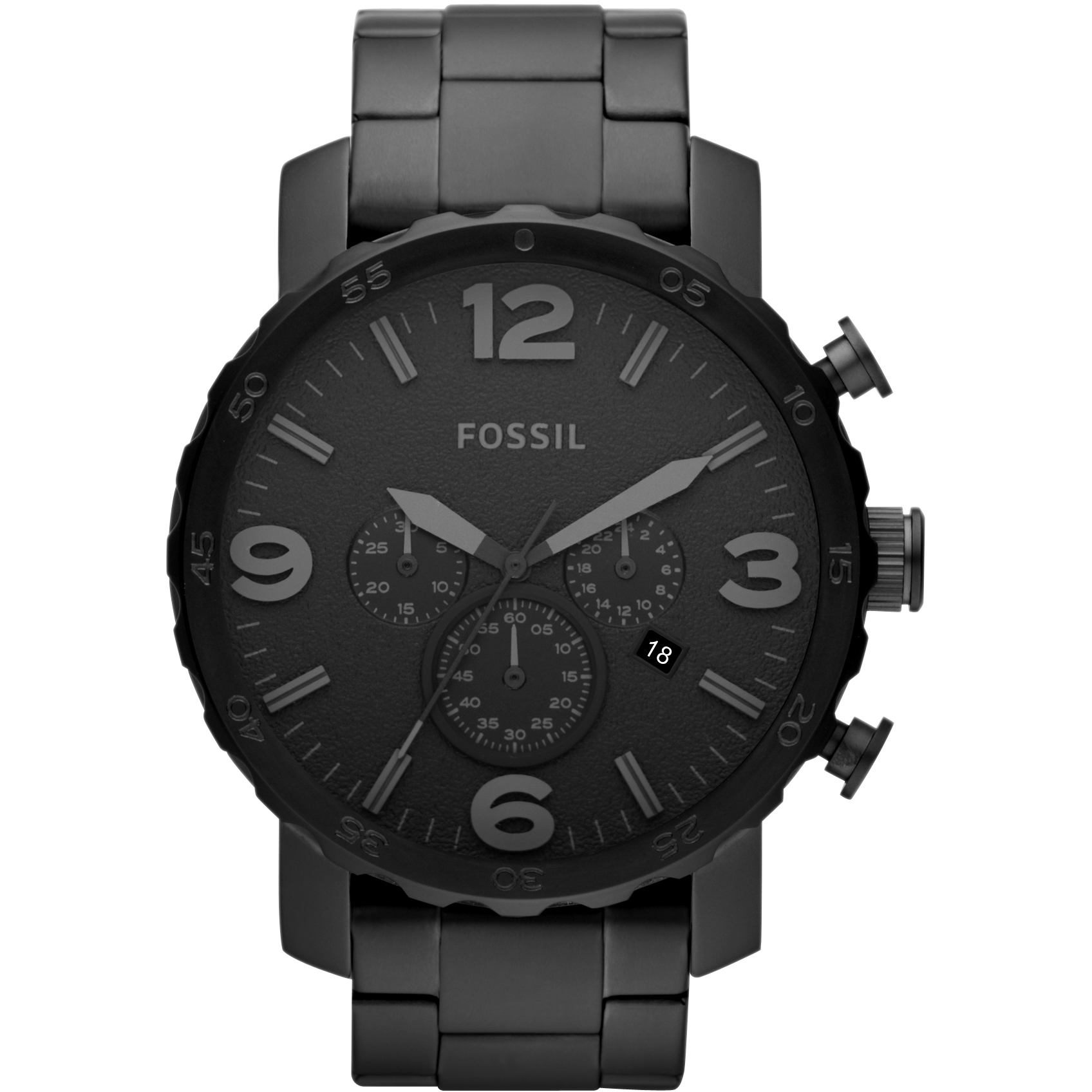ساعت مچی عقربه ای مردانه فسیل مدل JR1401