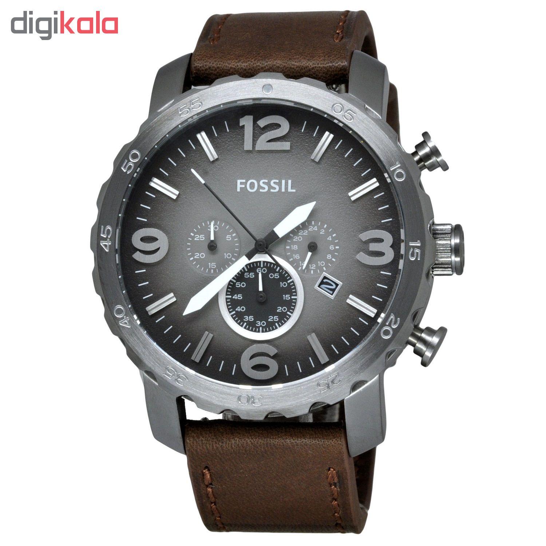 ساعت مچی عقربه ای مردانه فسیل مدل JR1424