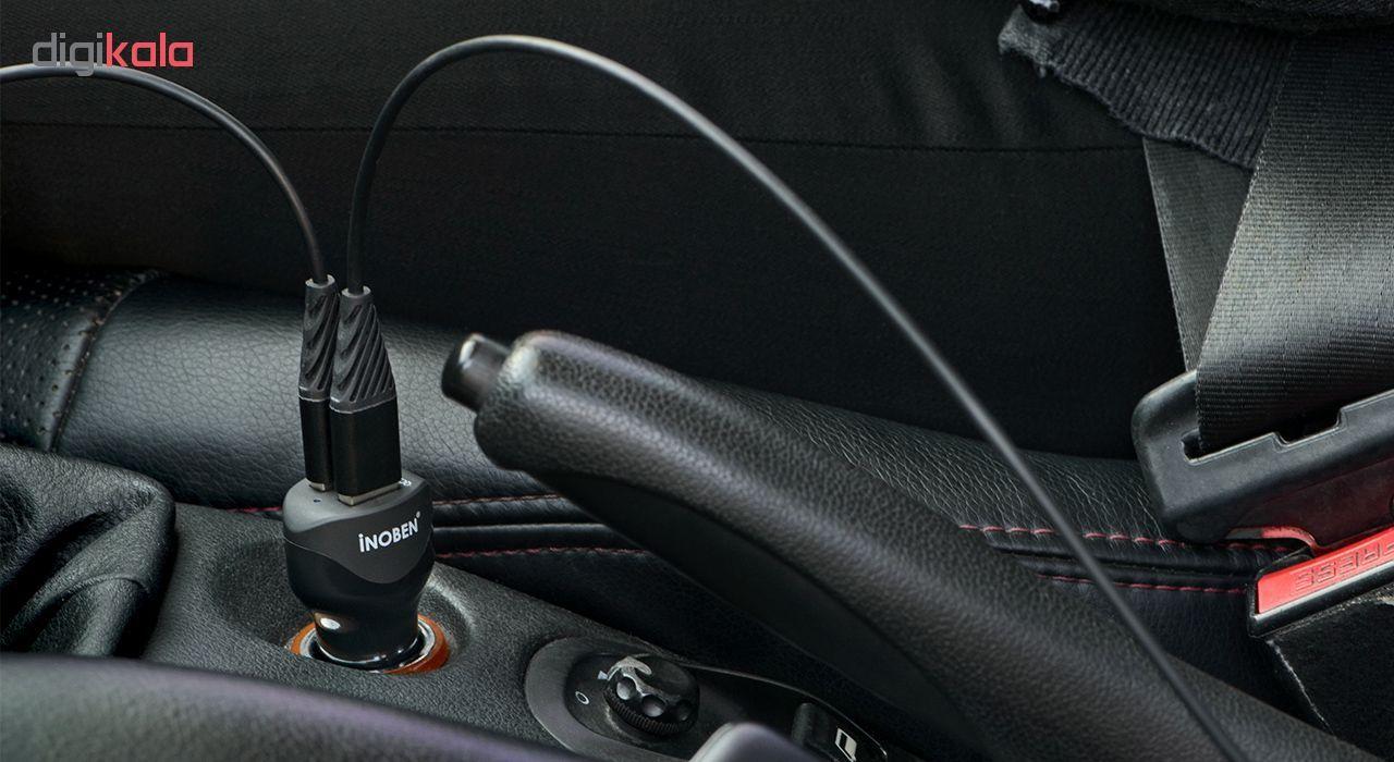 شارژر فندکی آینوبن مدل N73A  main 1 7