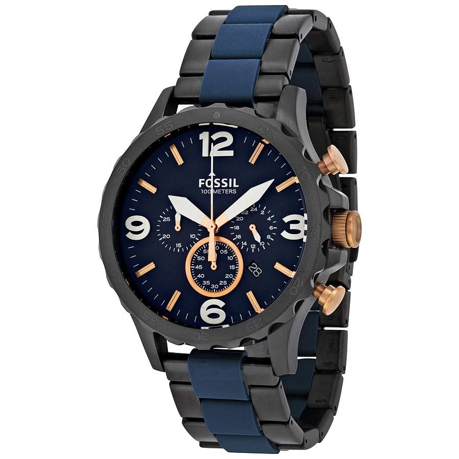 ساعت مچی عقربه ای مردانه فسیل مدل JR1494 43