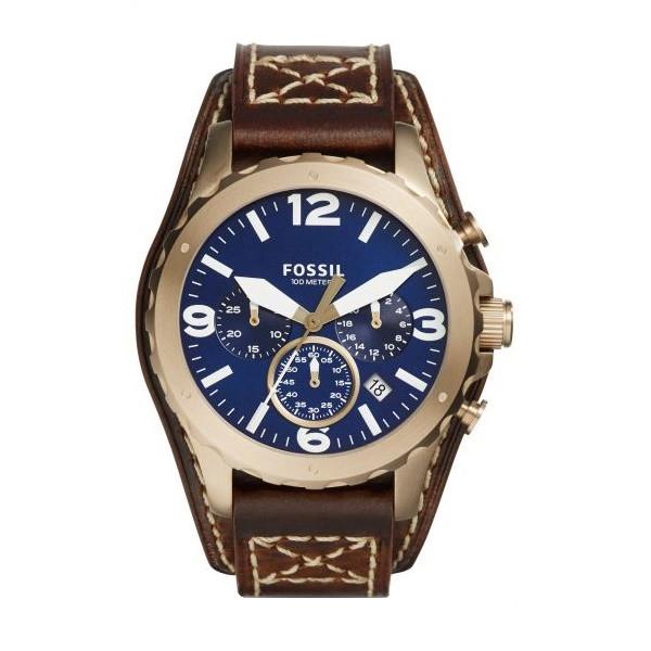 ساعت مچی عقربه ای مردانه فسیل مدل JR1505