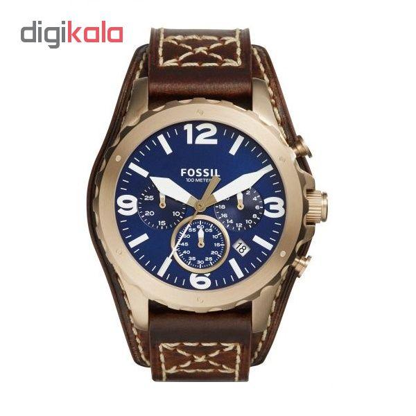 ساعت مردانه برند فسیل مدل JR1505