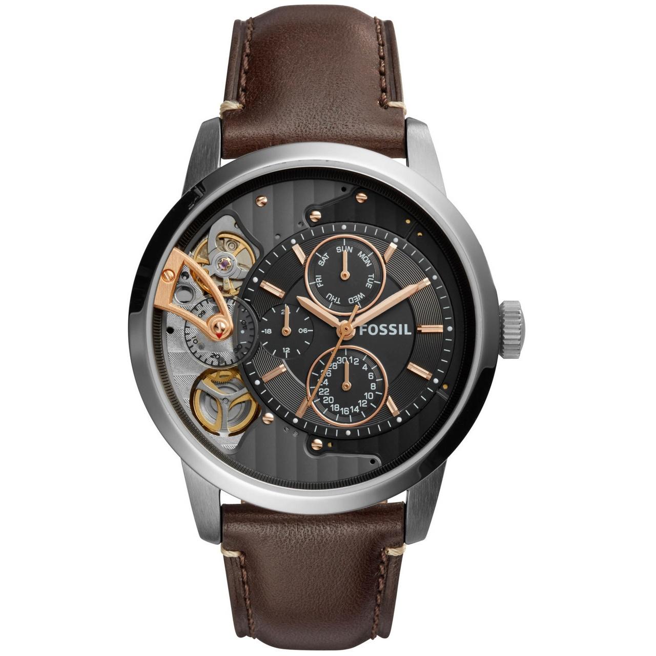 ساعت مچی عقربهای مردانه فسیل مدل ME1163 50