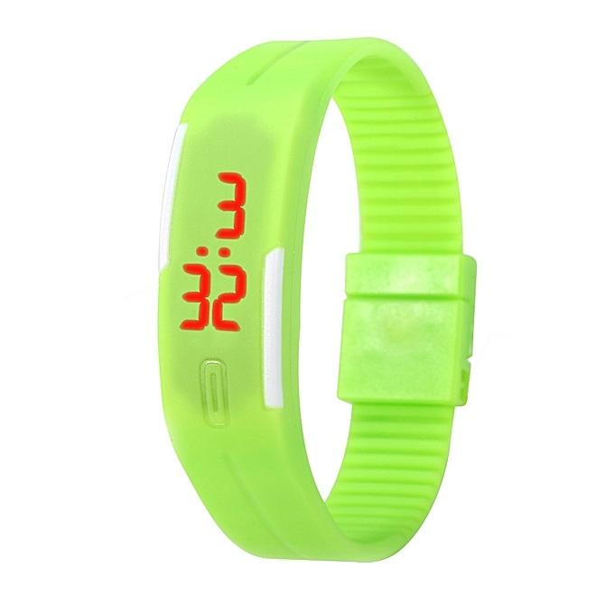 ساعت مچی دیجیتالی مدل green neon