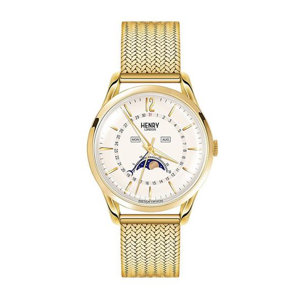 ساعت مچی عقربه ای هنری لندن مدل Hl39-lm-0160