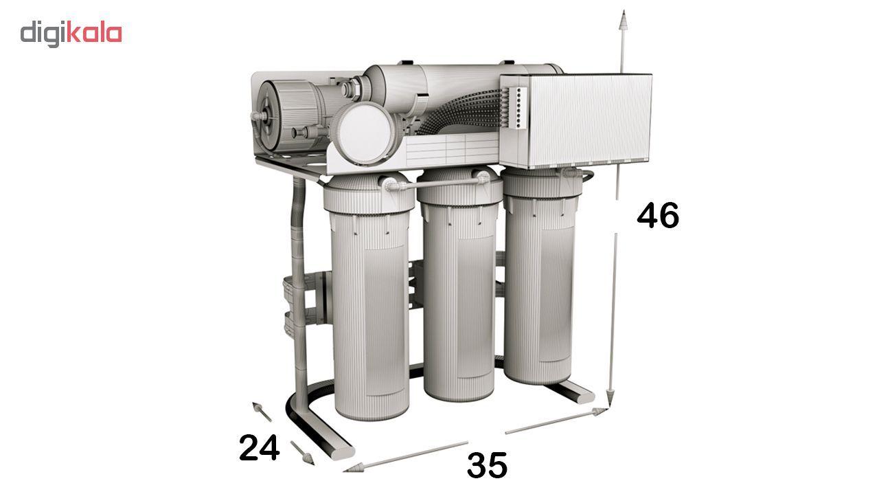 تصفیه کننده آب اس اس وی مدل Smart UltraSpring S630
