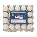 تخم مرغ تازه پروتانا بسته 20 عددی thumb