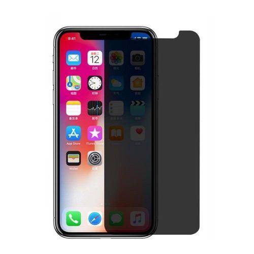 محافظ صفحه نمایش حریم شخصی مدل PR مناسب برای گوشی موبایل آیفون XR