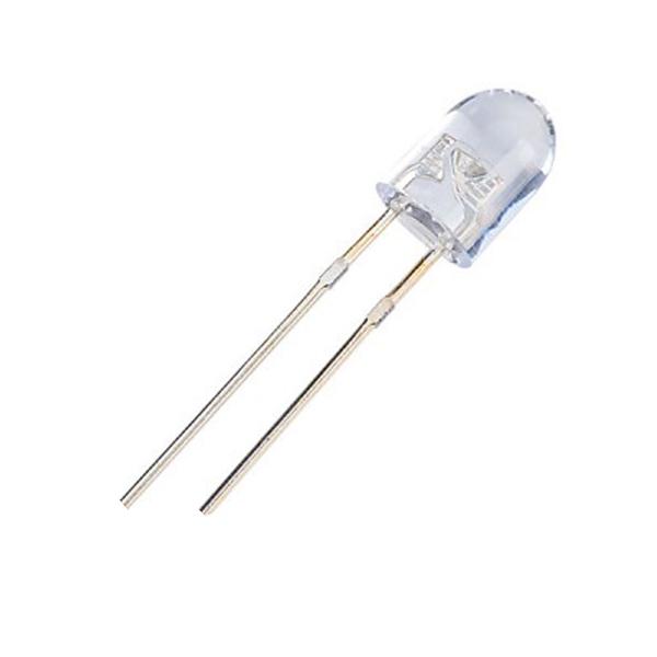 لامپ ال ای دی  5mm  فول کالر مدل  EL0025 بسته 10 عددی                     غیر اصل