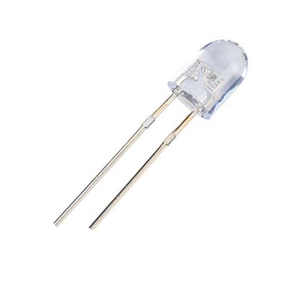 لامپ ال ای دی  5mm  فول کالر مدل  EL0025 بسته 10 عددی