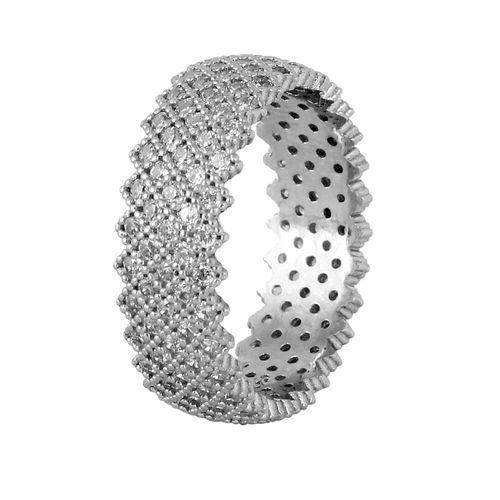 انگشتر نقره مدوکلاس  کد 180323
