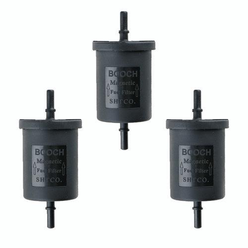فیلتر سوخت بوچ مدل S-1-3 مناسب برای رنو ساندرو بسته 3 عددی