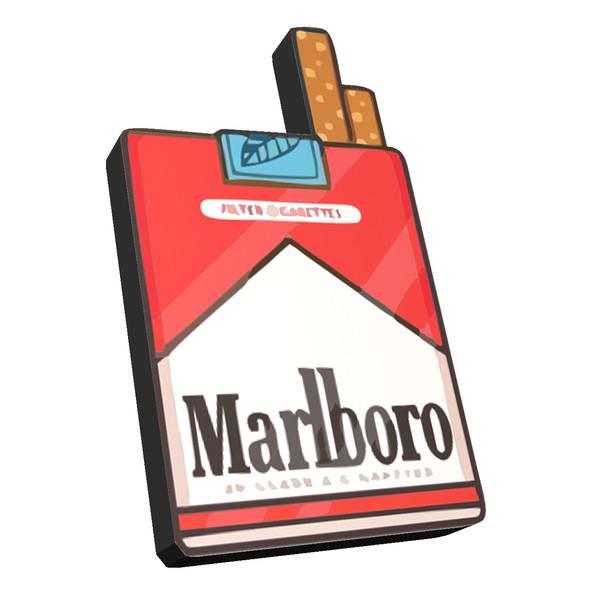 پیکسل طرح Marlboro 4