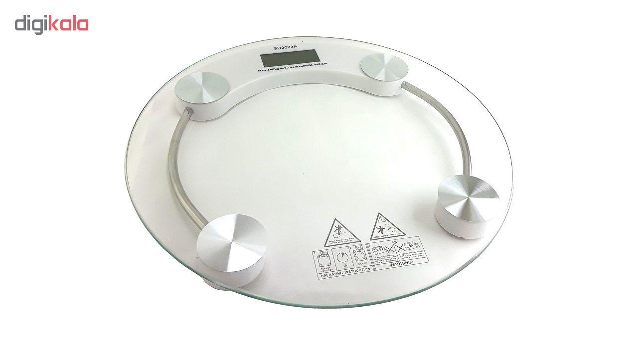 ترازو وزن کشی و دماسنج مدل SH2003A main 1 3