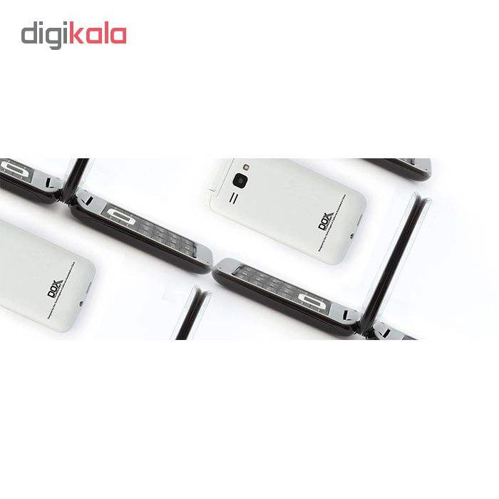 گوشی موبایل داکس مدل V400 دو سیم کارت main 1 2