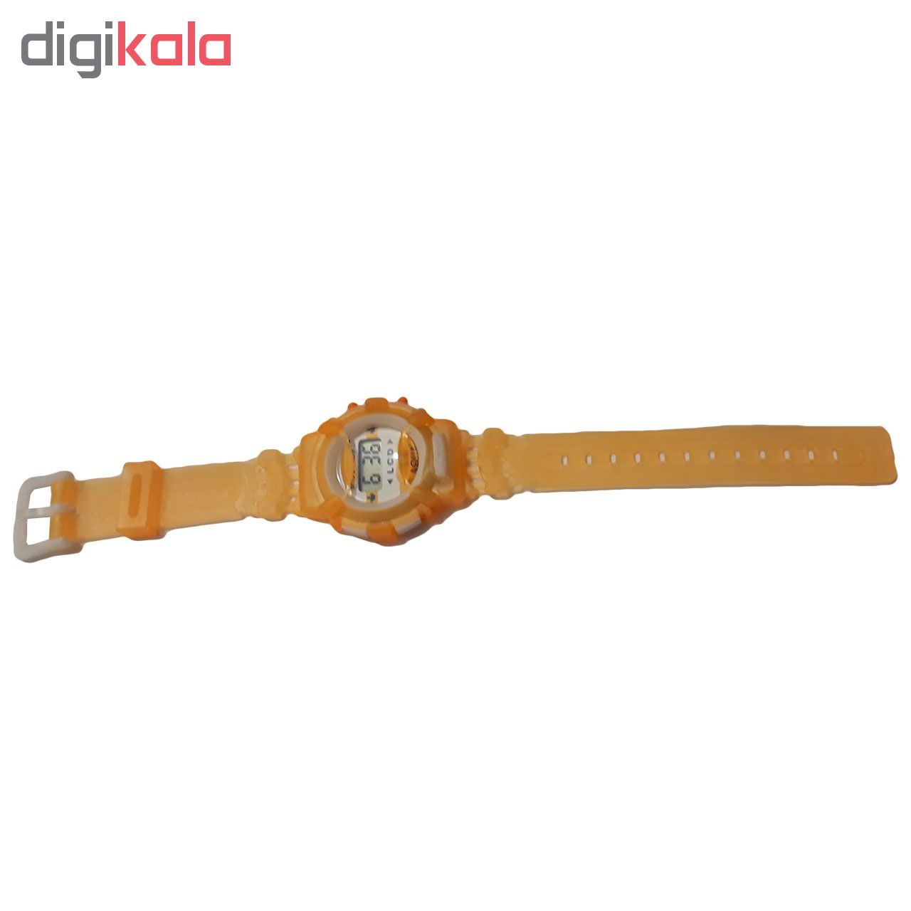 ساعت مچی دیجیتالی بچگانه مدل Or-Transparent