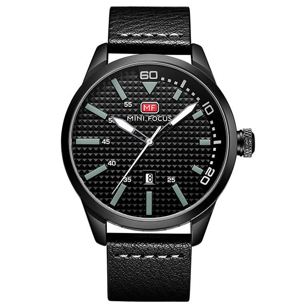 ساعت مچی عقربه ای مردانه مینی فوکوس مدل mf0021g.02